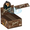 Smoking Brown King Size Slim Unbleached Rolling Papers