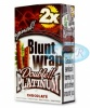 Blunt Wrap Double Platinum Brown