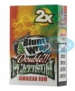 Blunt Wrap Double Platinum Black