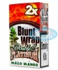 Blunt Wrap Double Platinum Yellow