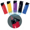 Torjet Windproof Jet Flame Refillable Electronic Lighters