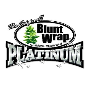 Blunt Wrap Double Platinum Blunts