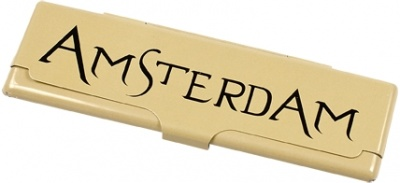 Amsterdam King Size Paper Holder