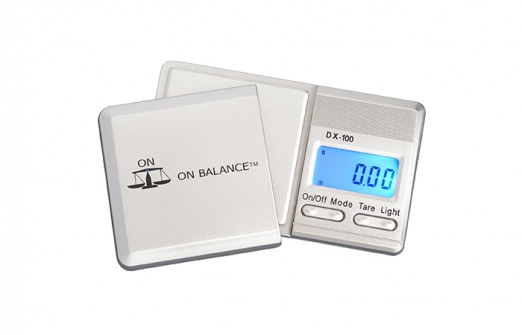 On Balance DX-100 DX Series Mini Digital Scales