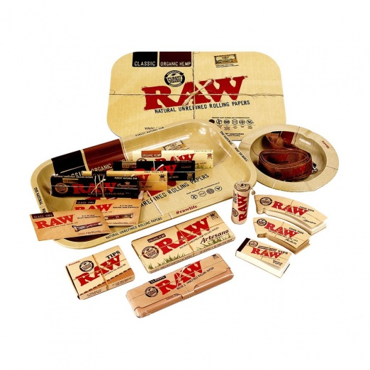 RAW SMALL DELUXE TRAY SET