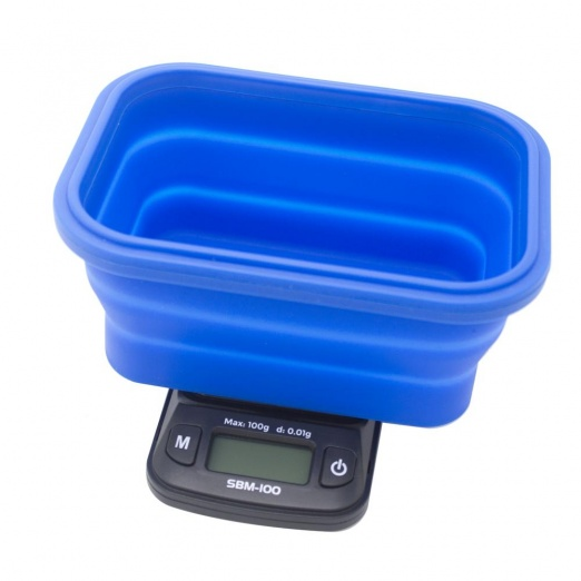 On Balance  SBM-100 Mini Silicone Bowl Scale