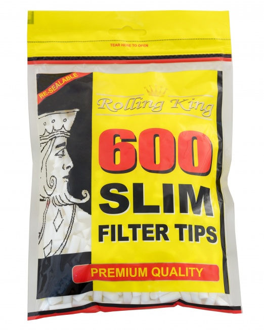 Rolling King Slim Filter Tips