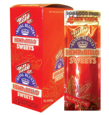 Royal Hemp-A-Rillo Blunts Sweets