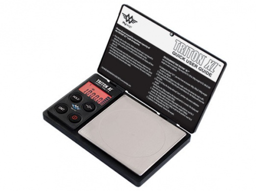 My Weigh Triton T2 XL 1000 - Digital Scales with cover
