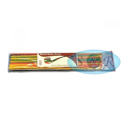30cm Multi Coloured Quality Pipe Cleaners