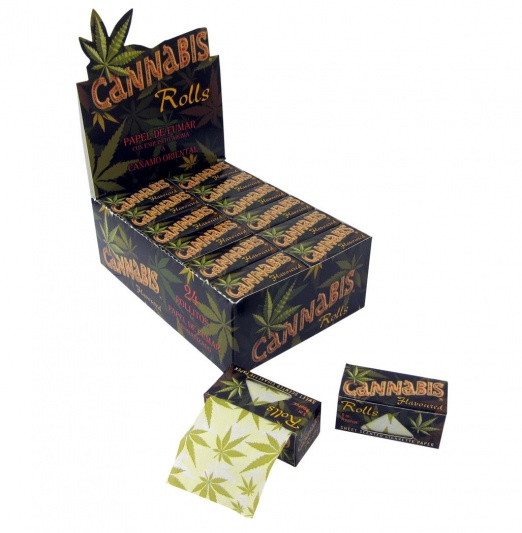 Cannabis Flavoured Big Size Rolls