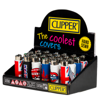 Clipper Covers London Design - 24's