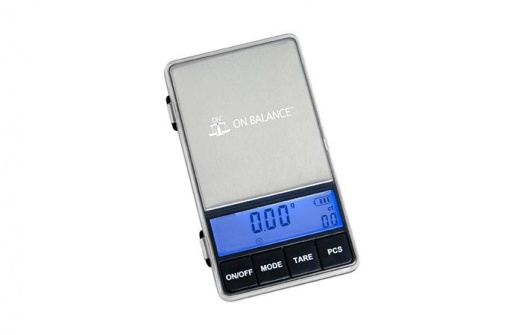 On Balance DD-200 Digital Scales