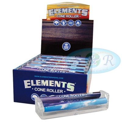 Elements King Size Cone Rolling Machine