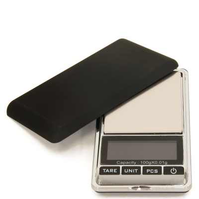 On Balance DE-100 Digital Scales
