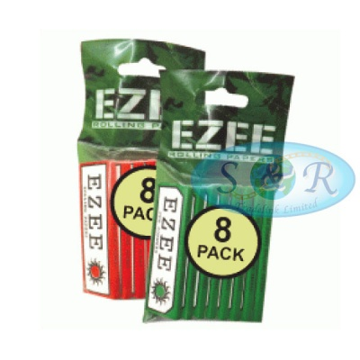 EZEE Red Standard Rolling Papers