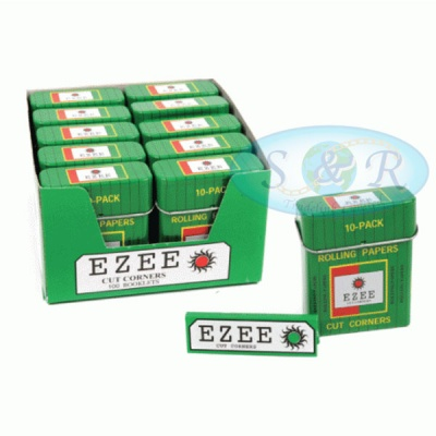 EZEE Green Regular Rolling Papers