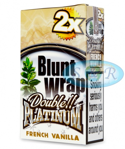 Blunt Wrap Double Platinum Ivory