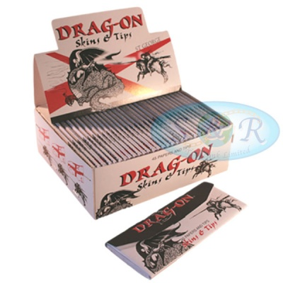 Highland Drag-On Extra Long Rolling Papers & Tips
