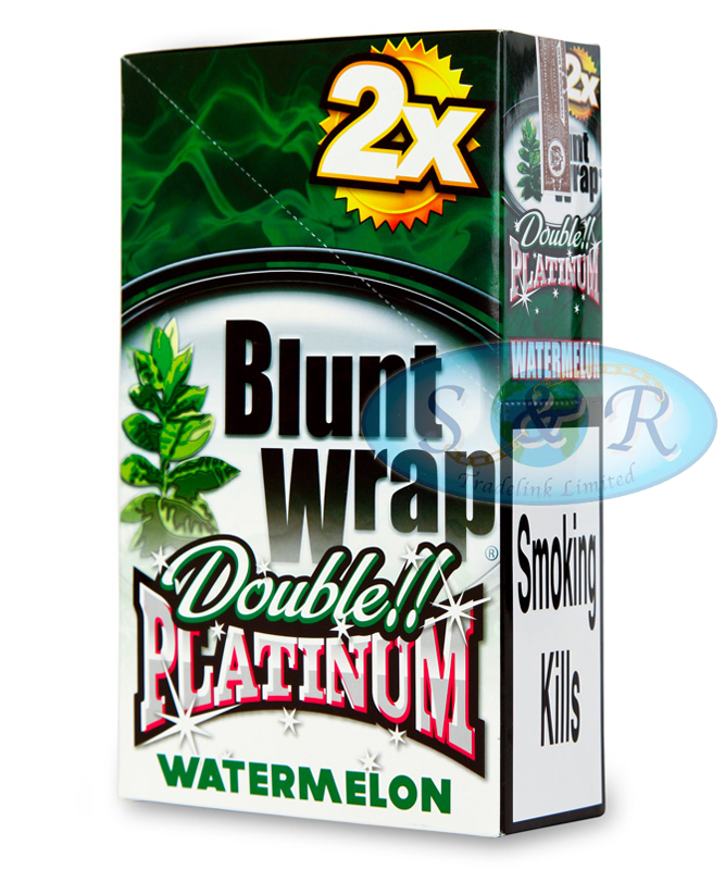 packets flavors blunts blunt total double index various platinum wrap pieces