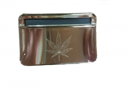 Rolling King Automatic Rolling Box Leaf design - Box of 6