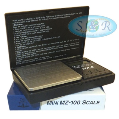 Myco Mini MZ-100 Digital Scales