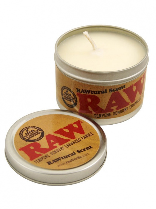 RAW Terpene  Candle Limited Edition