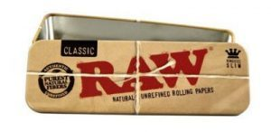 RAW Cone Caddy Kingsize 6's