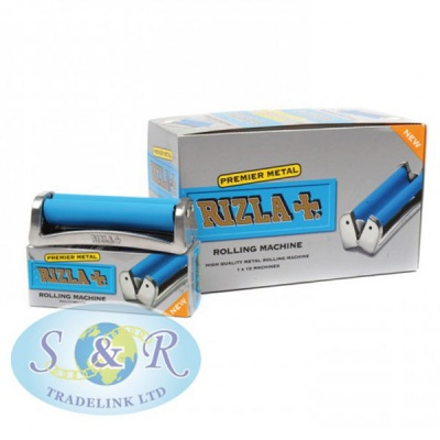 Rizla 100mm Metal Rolling Machine