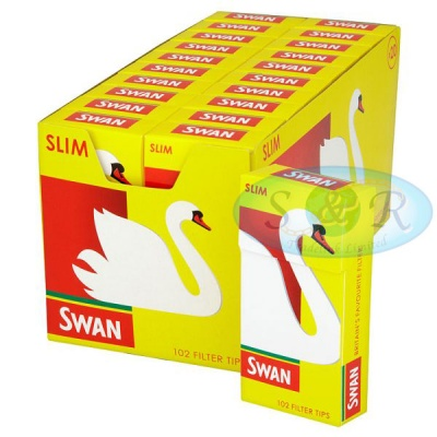 Swan ''Pop-up'' Slim Filter Tips