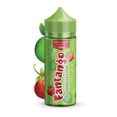 Fantango Nic Shot Strawberry and Lime