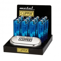 Clipper Metallic Icy Blue