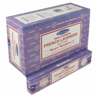 Satya French Lavender Incense Sticks