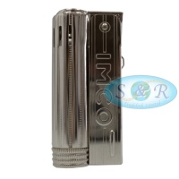 IMCO Logo Super Triplex Oil Chrome Nickel Petrol Lighter