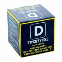 QJ Natural Charcoal - 8 x 10 per box