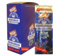Royal Hemp Blunts Blueberry - 4 Blunts per Pack