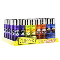 Clipper Angry Cats - 48's