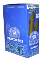 Royal Blunts Hemp Cones Blueberry - 2 Cones per Pack