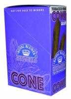 Royal Blunts Hemp Cones Grape - 2 Cones per Pack