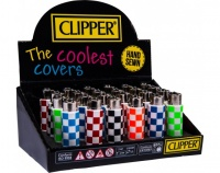 Clipper Covers square Design - 24's