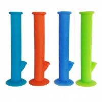 34cm Silicone Waterpipe Bong