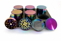 Rainbow 4 Part 40mm Metal Grinder