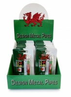 Wales Design Engineering Pipes with Screens on Card - Box of 12