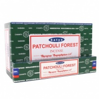 Satya Patchouli Forest Incense Sticks
