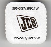 JCB 395 Silver Oxide Watch Cell Battery