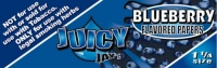 Juicy Jays Blueberry 1 1/4 Size Flavoured Rolling Papers