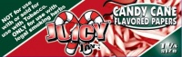 Juicy Jays Candy Cane 1 1/4 Size Flavoured Rolling Papers