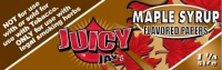 Juicy Jays Maple Syrup 1 1/4 Size Flavoured Rolling Papers