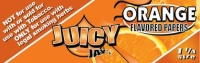 Juicy Jays Orange 1 1/4 Size Flavoured Rolling Papers