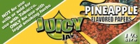 Juicy Jays Pineapple 1 1/4 Size Flavoured Rolling Papers